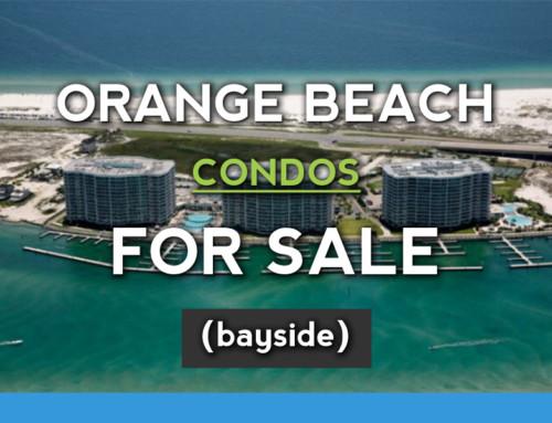 Orange Beach Bay front Condos