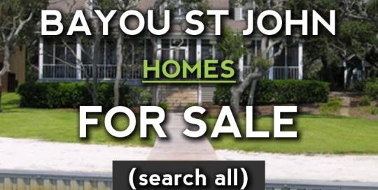 Orange Beach AL Homes for Sale on Bayou St John