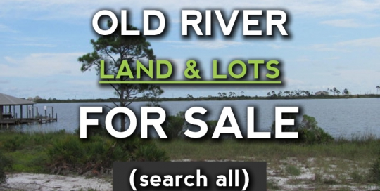 Old River Land & Lots for Sale