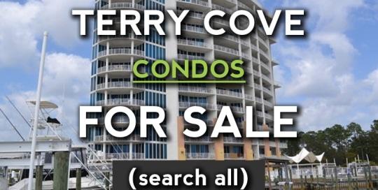 Orange Beach Condos For Sale on Terry Cove