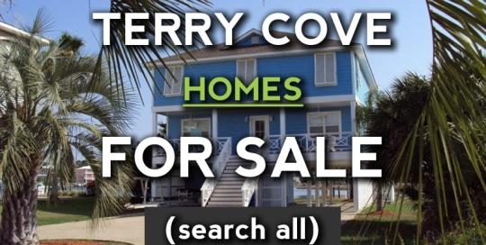 Orange Beach Terry Cove Homes for Sale