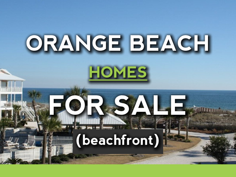 Orange Beach Alabama Real Estate For